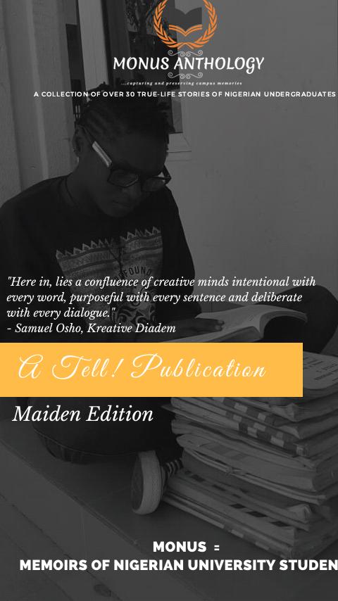 MONUS Anthology: Maiden Edition