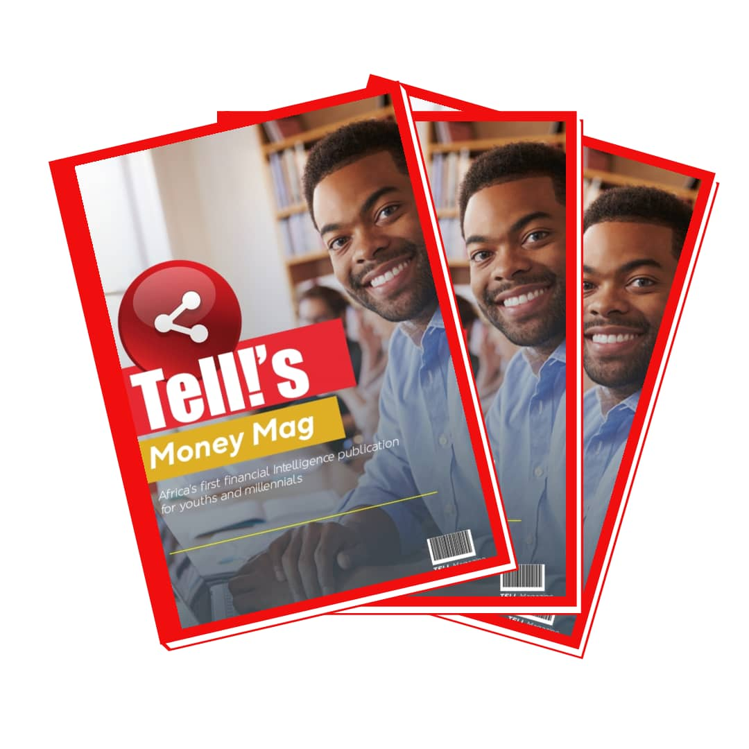 Tell!'s MoneyMag